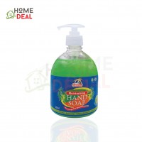 Kleenso Tea Tree Oil Moisturising Hand Soap-Green Apple 500ml (Kleenso茶树油润滑洗手肥皂-青苹果)